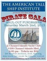 1st Annual Pirate Gala Fundraiser