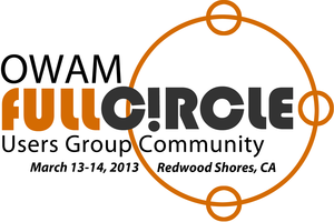 OWAM Users Group Conference - FullCircle 2013