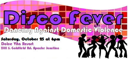 Disco Fever: Dancing Against Domestic VIolence