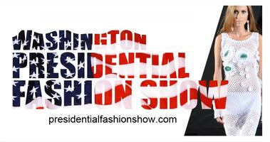 Washington Presidential Inaugural Fashion Show