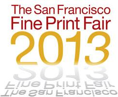 San Francisco Fine Print Fair Opening Preview
