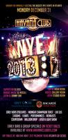 The New Years Eve Celebration 2013 at Havana Club
