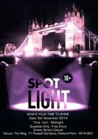 Spotlight - Business Networking & Pitching Event