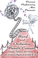 Pioneer Band and Orchestra Benefit Concert