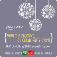 SMCLA + SMBLA: Meet the Bloggers Holiday Party!