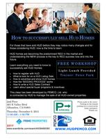 How To Successfully Sell Hud Homes