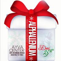 ALPHALLENIUM @ The AYVA CENTER - BIGGEST CHRISTMAS...