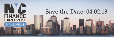 2nd Annual NYC Finance Expo / Conference