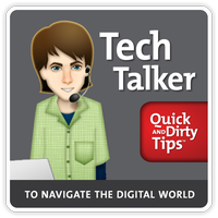 Tech Talker Holiday Helper!