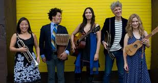 Dan Zanes & Elizabeth Mitchell with You Are My Flower
