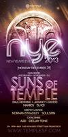 Temple New Year's Eve 2013