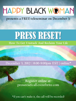 Press Reset: How to Get Unstuck and Reclaim Your Life
