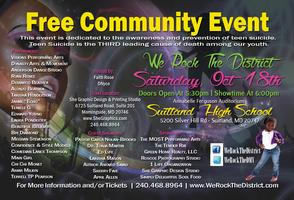 We Rock The District... A FREE Community Event For The...