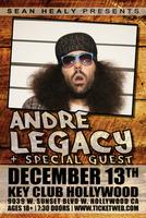 Andre Legacy Ft Mickey Bardot and Special Guests