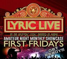 Lyric Live All-Star @ The Historic Lyric Theater