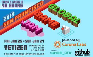Global Game Jam - San Francisco