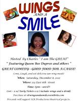 Wings And A Smile Comedy Show Fundraiser