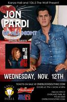 Jon Pardi with Special Guests Joey Hyde