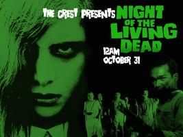 RING IN ALL HALLOWS EVE WITH NIGHT OF THE LIVING DEAD