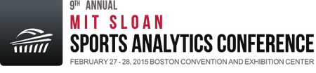MIT Sloan Sports Analytics Conference 2015