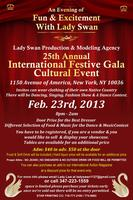 25th annual International festive gala
