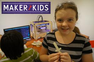 Maker Kids 3D Printing with Sketchup
