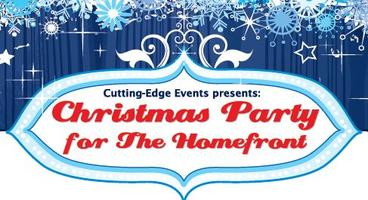 2nd Annual Christmas Party for Operation Homefront...