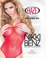 Nikki Benz Birthday Celebration
