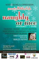 Mint Christmas Naughty and Nice Holiday Gala