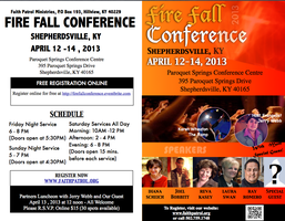 Fire Fall Conference