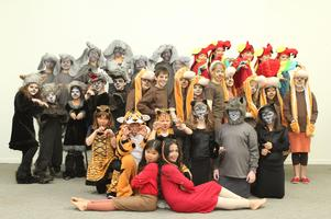 The Jungle Book, A Hebrew Musical Production