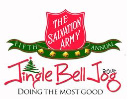 The Salvation Army Jingle Bell Jog