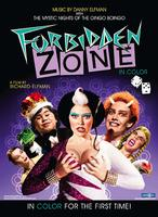 """FORBIDDEN ZONE"" - Holiday Screening & Live Shadowcast..."