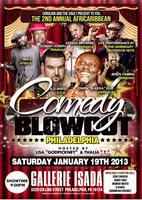 The 2nd Annual AfriCaribbean Comedy Blowout