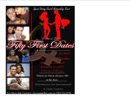"""50 First Dates"" Speed Dating/Social Networking Event"