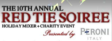 Red Tie Soiree 10th Annual Celebration Presented by...
