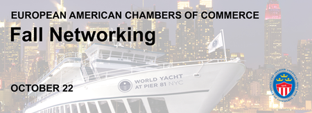 European-American Chamber of Commerce's Fall...