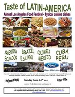 Taste of LATIN-AMERICA Food Festival