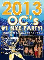 Orange County's #1 New Years Eve Party!