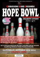 Conscious Mind Records' Hope Bowl