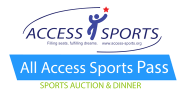 """2nd Annual """"All ACCESS SPORTS Pass"""