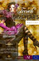 French Tuesdays' NYE Celebration