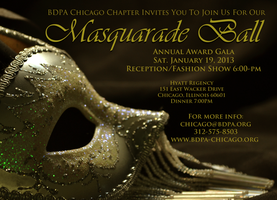 BDPA Chicago Chapter 2013 Masquerade Ball Annual...