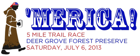 'MERICA! 5 Mile Trail Race