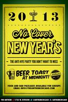 The Anthem No Cover New Years Eve Party 2013!