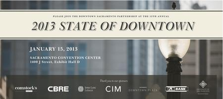 State of Downtown 2013