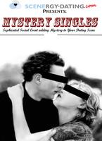 """Scenergy Dating Presents """"Mystery Singles"""" (Older 20's..."""