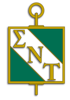 First Meeting of the Sigma Nu Tau Members.
