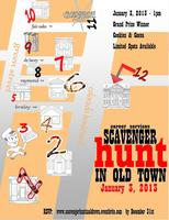 Scavenger Hunt in Old Town