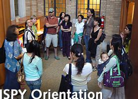 International Spouses and Partners at Yale (ISPY)...